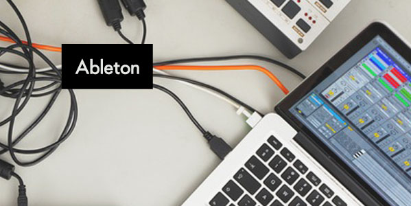Supported by Ableton